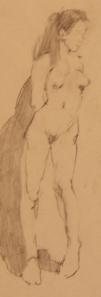 Figure Study 26